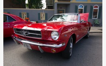 1965 Ford Mustang Convertible for sale 101362940
