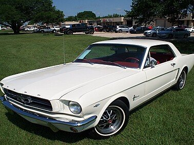 1965 Ford Mustang for sale 101378287