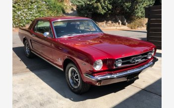 1965 Ford Mustang Coupe for sale 101382749