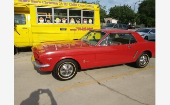 1965 Ford Mustang Coupe for sale 101505177