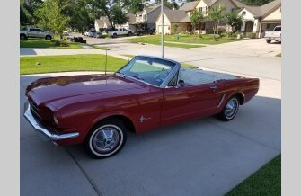 1965 Ford Mustang Convertible for sale 101531801