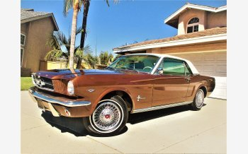 1965 Ford Mustang Coupe for sale 101625472