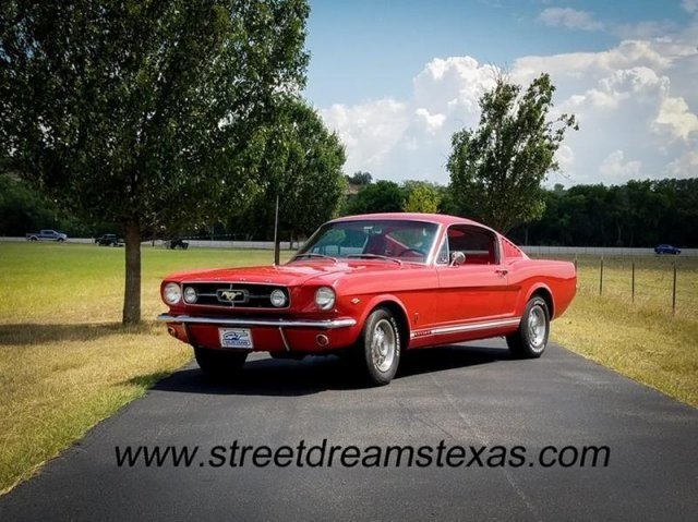 1965 Ford Mustang Classics For Sale Classics On Autotrader