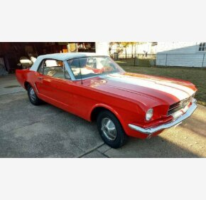 1965 Ford Mustang Convertible for sale 101046896