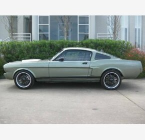 1965 Ford Mustang Fastback for sale 101056867