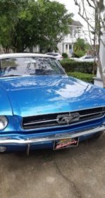 1965 Ford Mustang Convertible for sale 101070765