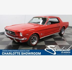 1965 Ford Mustang Classics for Sale - Classics on Autotrader