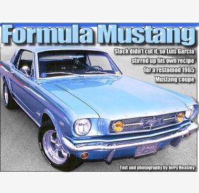 1965 Ford Mustang GT Coupe for sale 101165463