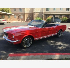 1965 Ford Mustang Convertible for sale 101166663