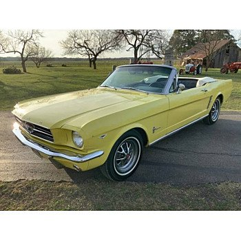 1965 Ford Mustang for sale 101280438