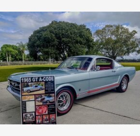 1965 Ford Mustang GT for sale 101285022