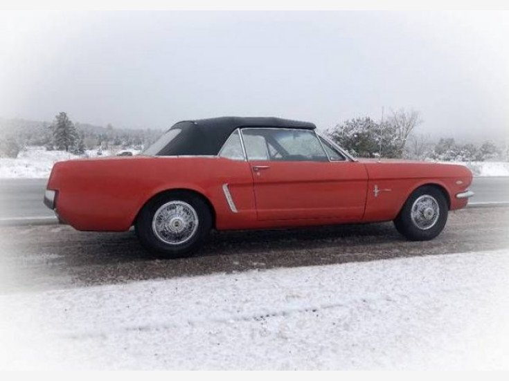 1965 Ford Mustang for sale 101302370