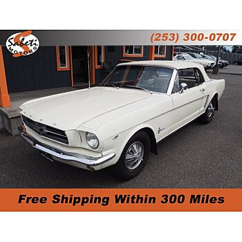 1965 Ford Mustang for sale 101340039