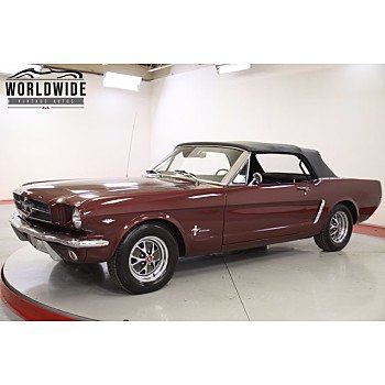 1965 Ford Mustang for sale 101359842