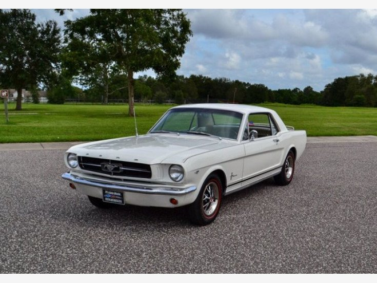 1965 Ford Mustang Coupe for sale 101380245