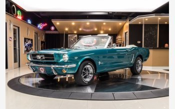 1965 Ford Mustang Convertible for sale 101381773