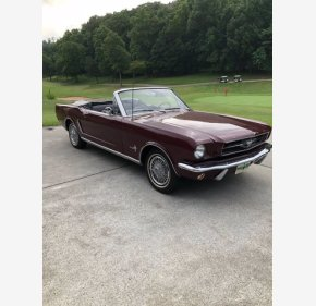 1965 Ford Mustang Convertible for sale 101384101
