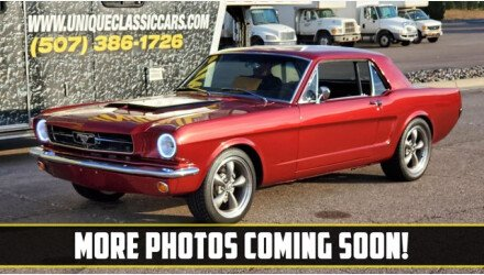 1965 Ford Mustang for sale 101405346