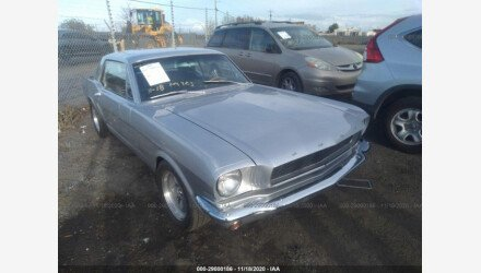1965 Ford Mustang for sale 101410740
