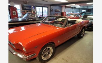 1965 Ford Mustang Convertible for sale 101410800