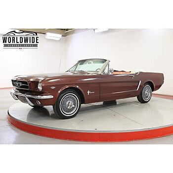 1965 Ford Mustang for sale 101415264