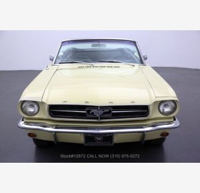 1965 Ford Mustang Convertible for sale 101415508