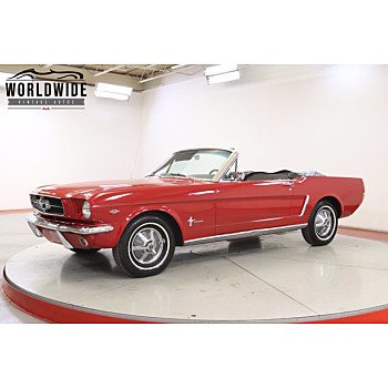 1965 Ford Mustang for sale 101419100