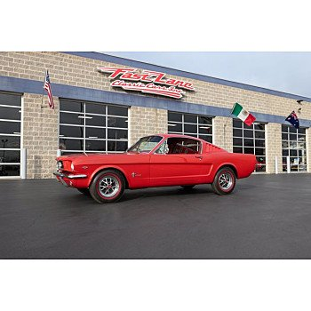1965 Ford Mustang Fastback for sale 101427635