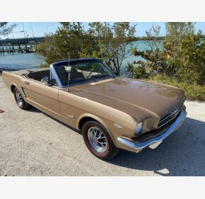 1965 Ford Mustang for sale 101451657