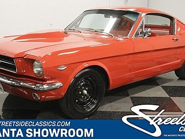 1965 Ford Mustang for sale 101501003