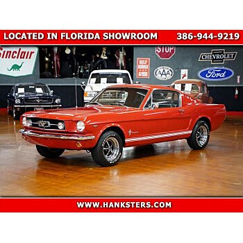 1965 Ford Mustang Fastback for sale 101529037