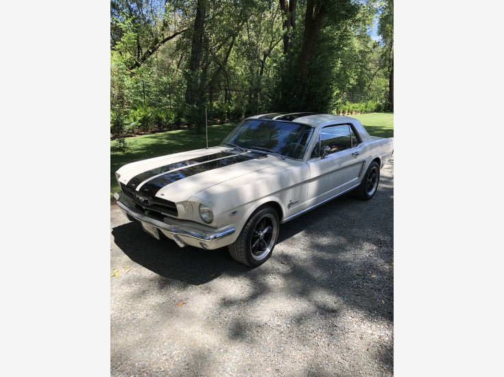 1965 Ford Mustang Coupe for sale 101544838