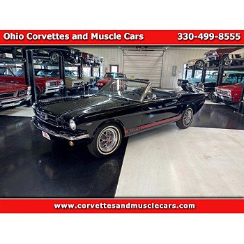 1965 Ford Mustang Convertible for sale 101555756