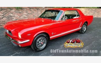 1965 Ford Mustang Coupe for sale 101568795