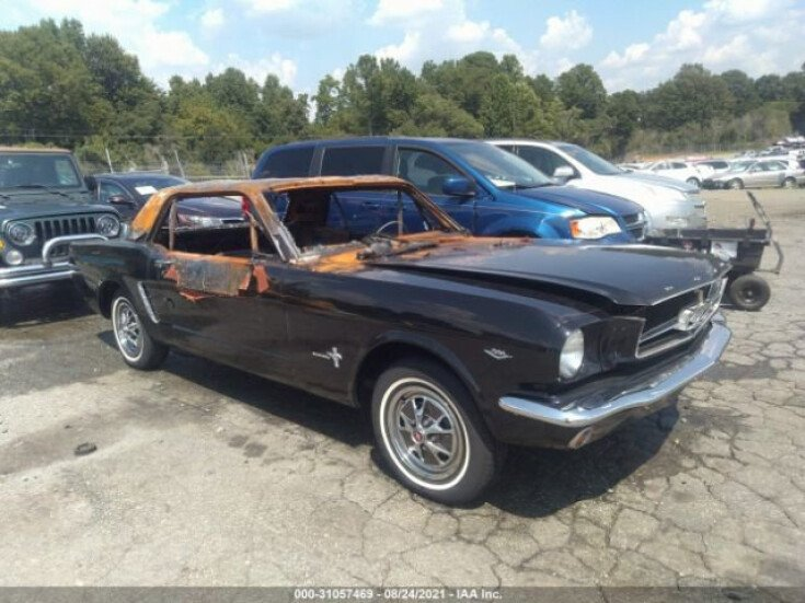 1965 Ford Mustang for sale 101590204