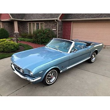 1965 Ford Mustang Convertible for sale 101592949