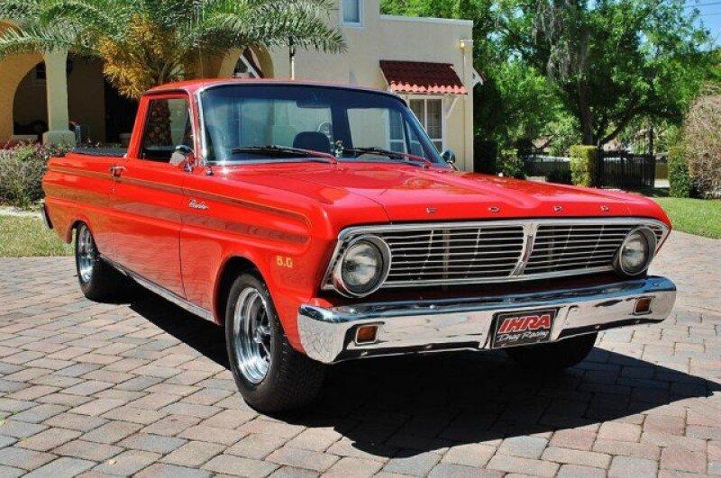Ford Ranchero Classics For Sale Classics On Autotrader
