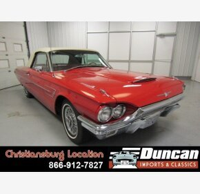 1965 Ford Thunderbird for sale 101362818