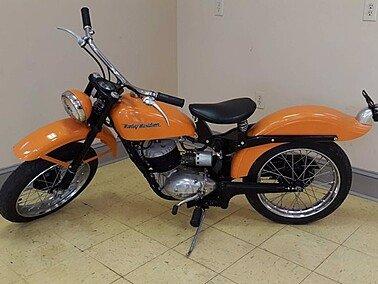 1965 Harley-Davidson Scat for sale 201170666