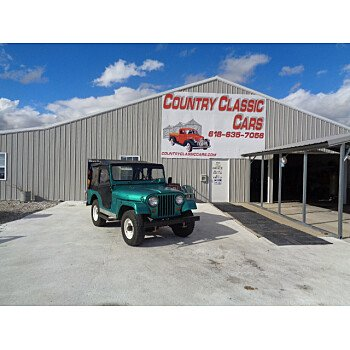 1965 Jeep CJ-5 for sale 101043816