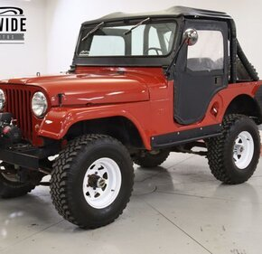 1965 Jeep CJ-5 for sale 101350211