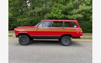 1965 Jeep Wagoneer Limited for sale 101435955