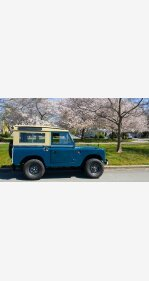 1965 Land Rover Series II for sale 101213300