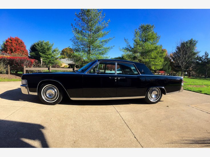 03a2786a18 1965 Lincoln Continental for sale near canton