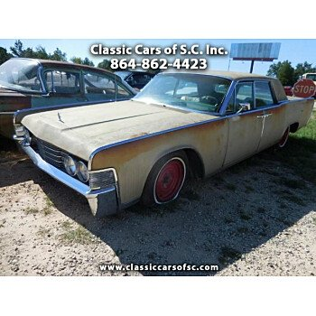 1965 Lincoln Continental for sale 101208641