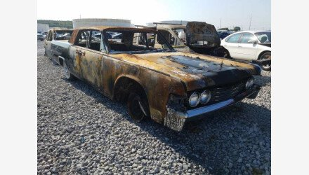 1965 Lincoln Continental for sale 101402510