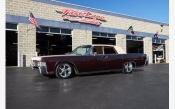 1965 Lincoln Continental for sale 101406557