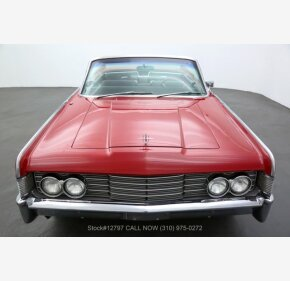 1965 Lincoln Continental for sale 101407390