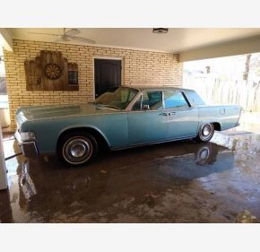 1965 Lincoln Continental for sale 101441065