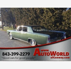 1965 Lincoln Continental for sale 101441727